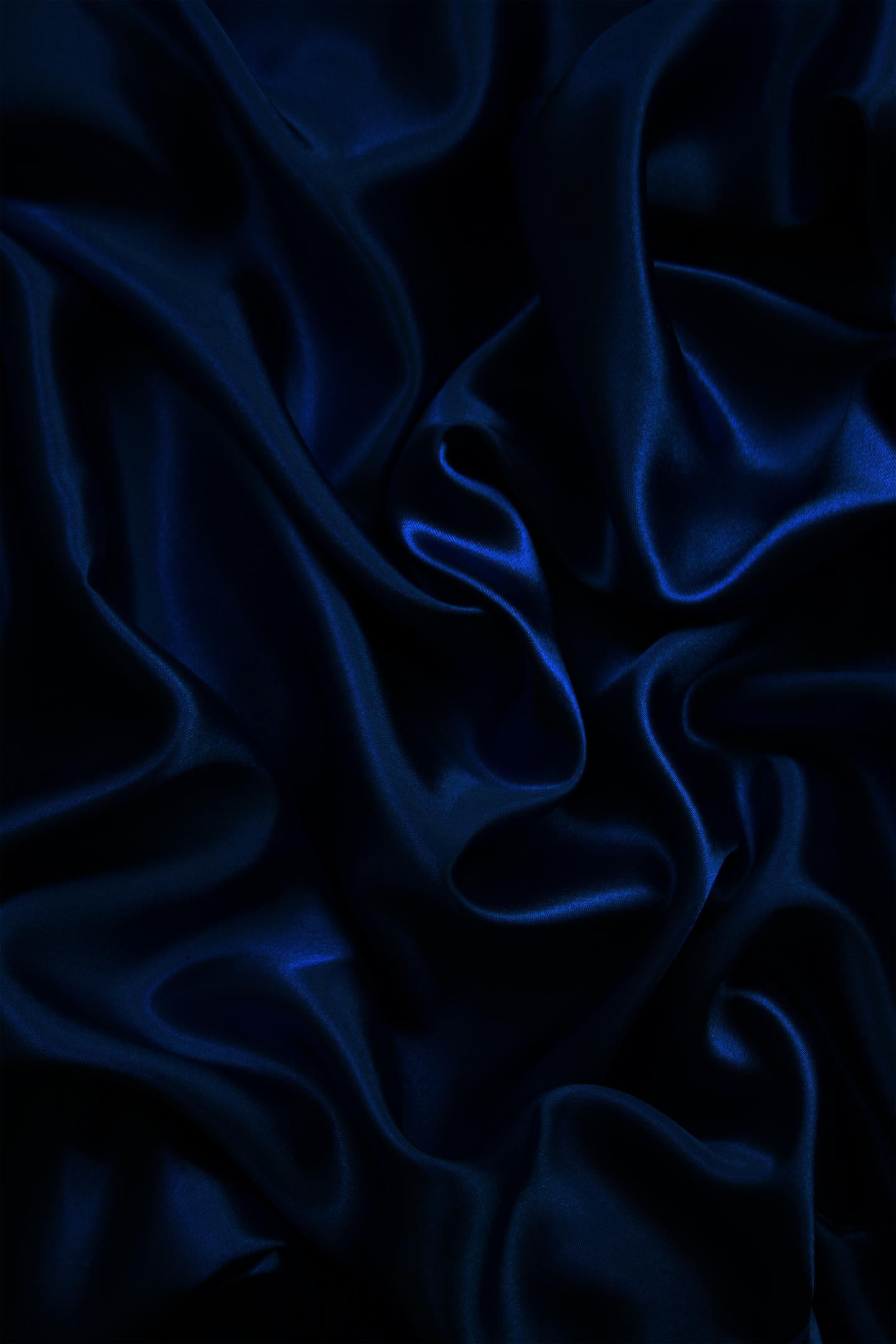 blue satin wallpaper
