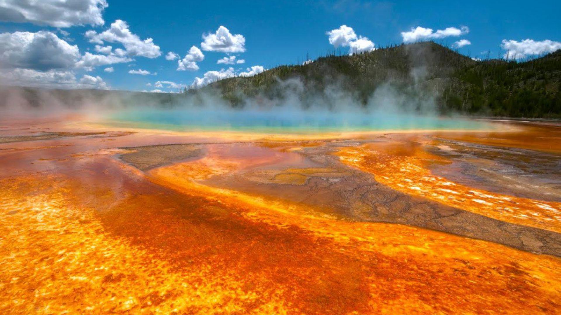 Yellowstone national park HQ WALLPAPER   162112 1920x1080