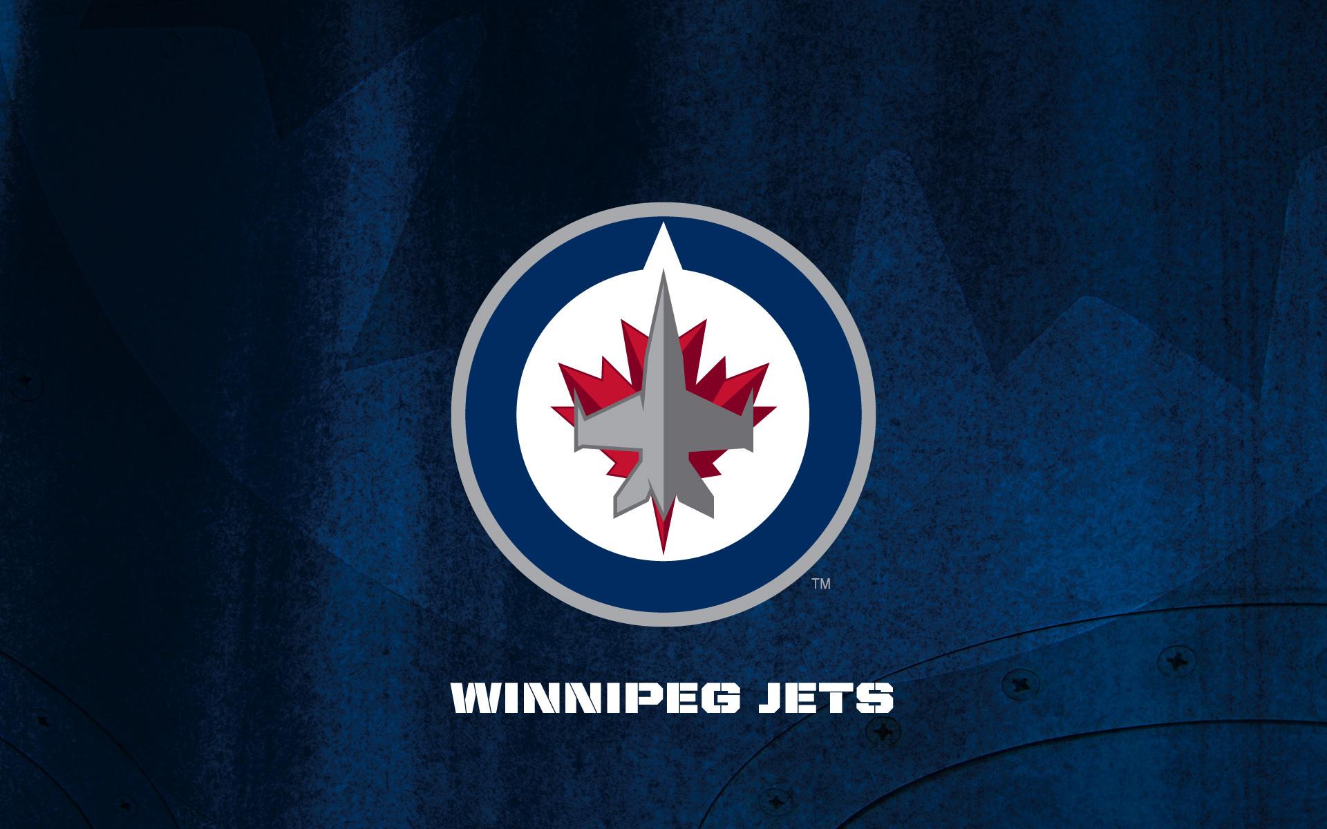 NHL Winnipeg Jets Logo Blue wallpaper 2018 in Hockey 1920x1200