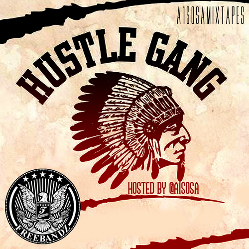 Various Artists Hustle Gang Freebandz Gang front largejpg 500x500