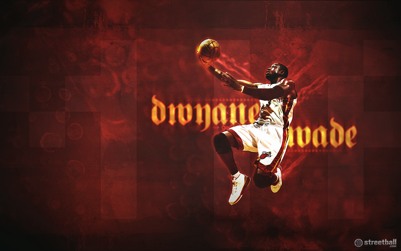 Dwyane Wade Wallpapers Miami Heat Sportwallpapers 1280x800
