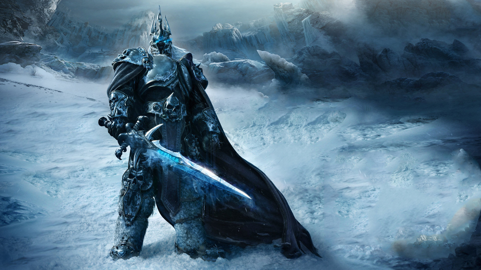 72 The Lich King Wallpaper On Wallpapersafari