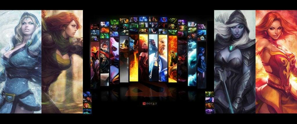 3440x1440 Gaming Wallpaper - WallpaperSafari