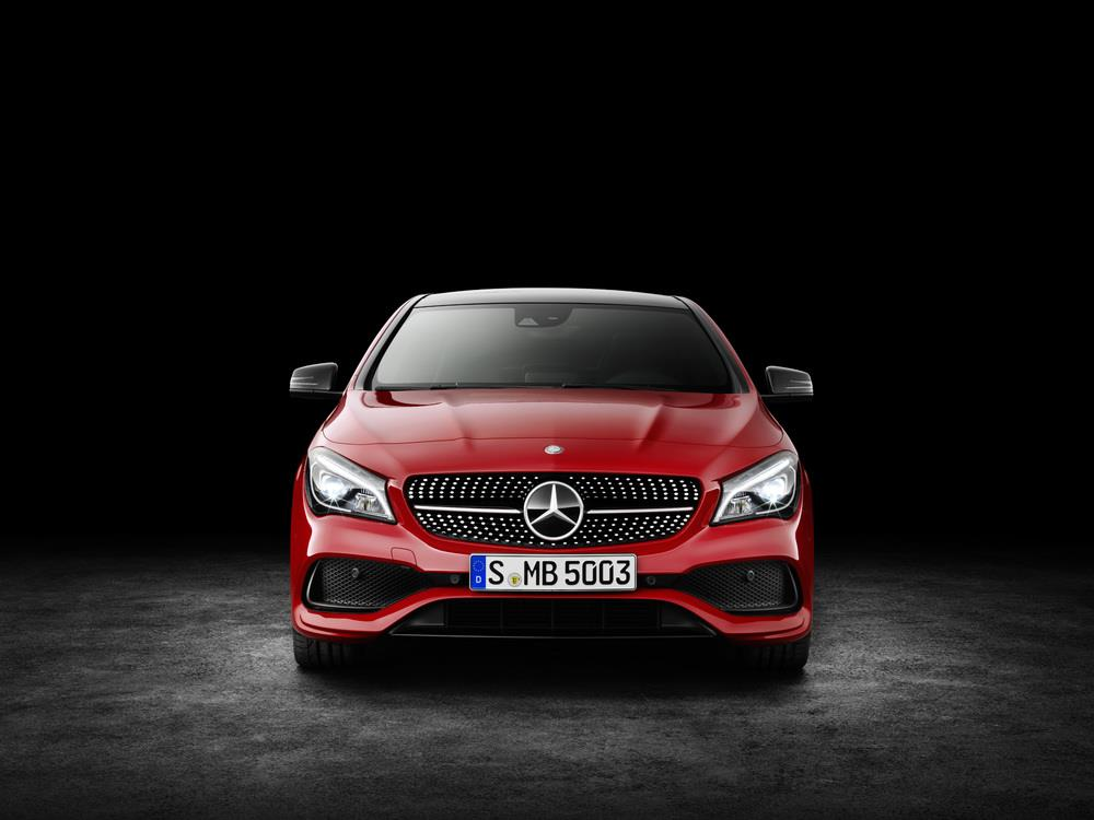 2017 Mercedes Benz CLA Class Wallpaper and Image Gallery 1000x750