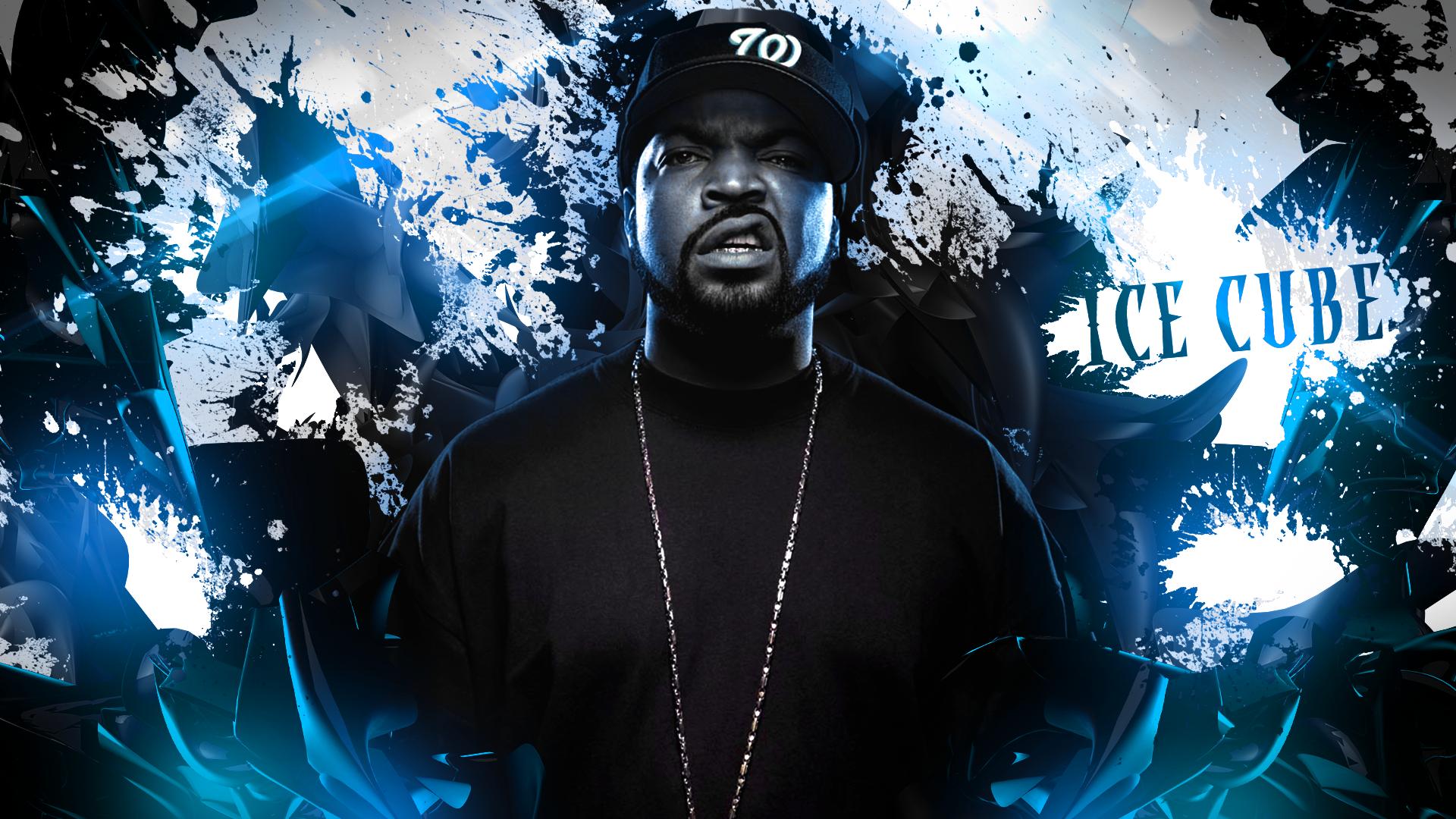 Ice Cube Desktop Background   Wallpaper High Definition 1920x1080