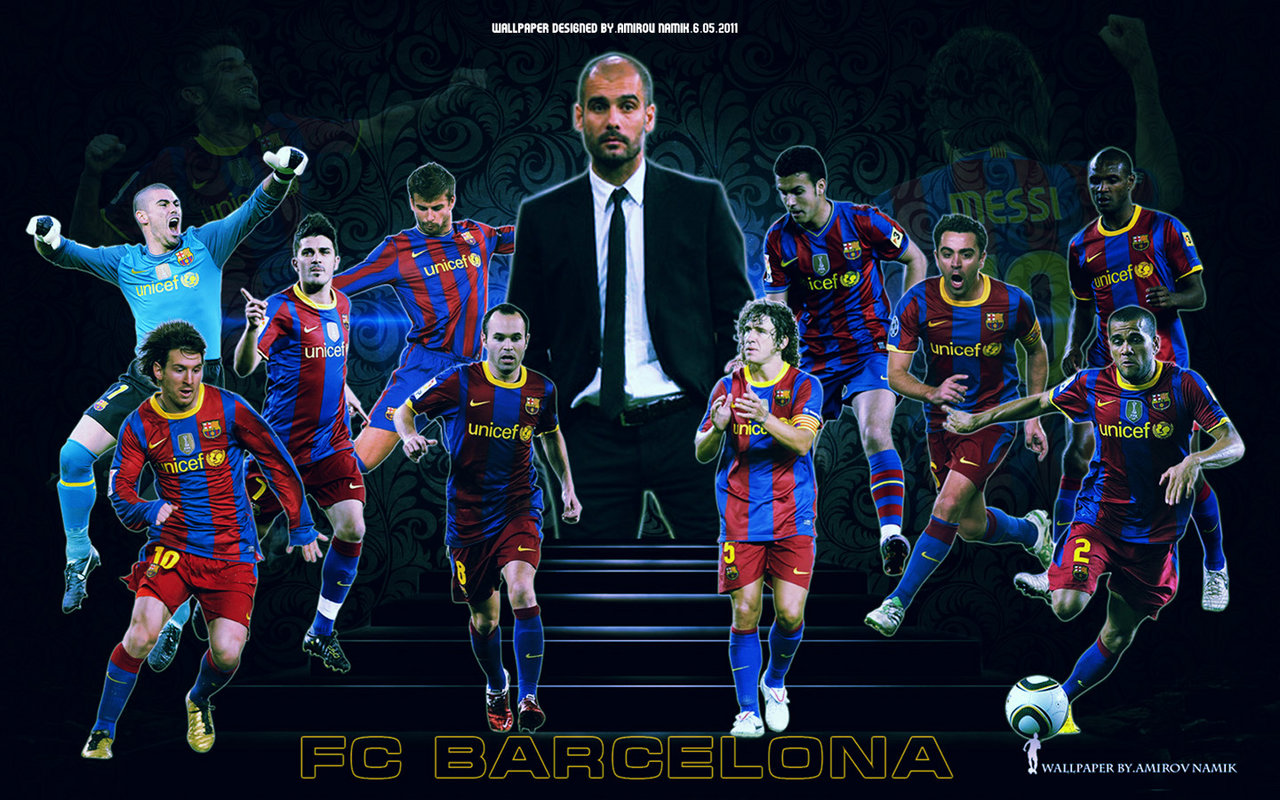 Wallpaper Barca Terbaru Wallpapersafari
