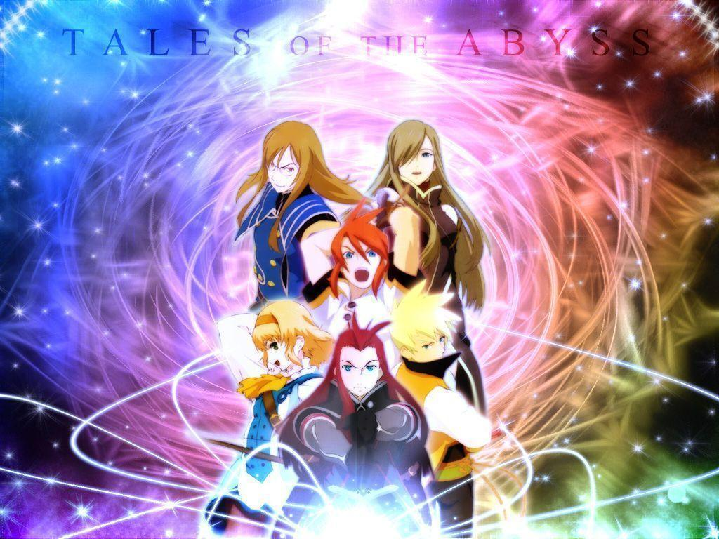 Tales Of The Abyss Wallpapers 1024x768