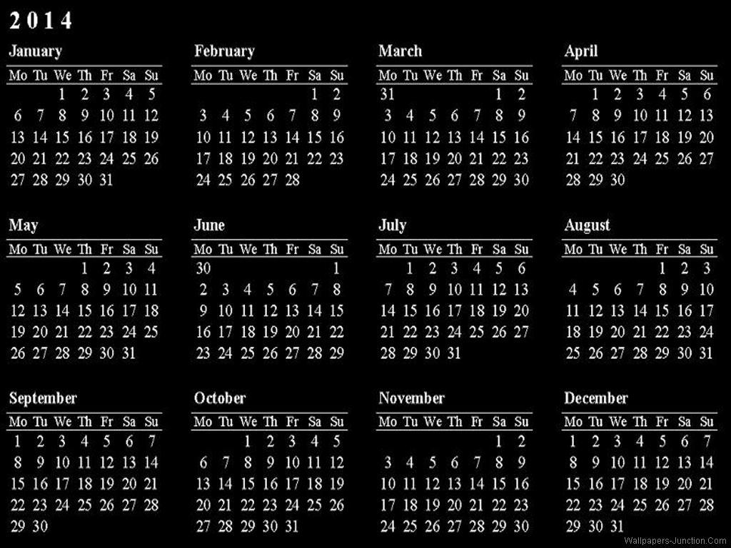 wallpaper calendar19 1024x768