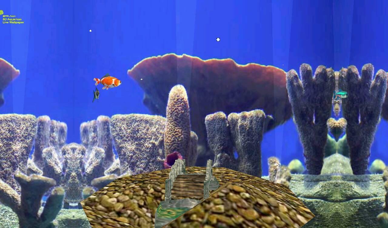 3D Aquarium Live Wallpaper   Android Apps on Google Play 1280x752