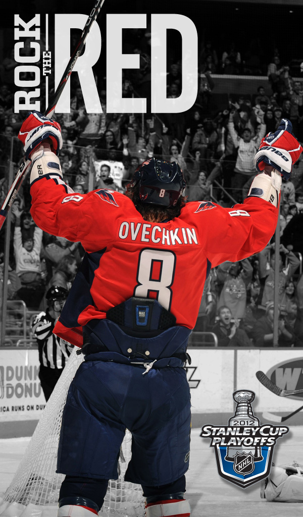 Washington Capitals Wallpapers Pictures to like or share on Facebook 600x1024