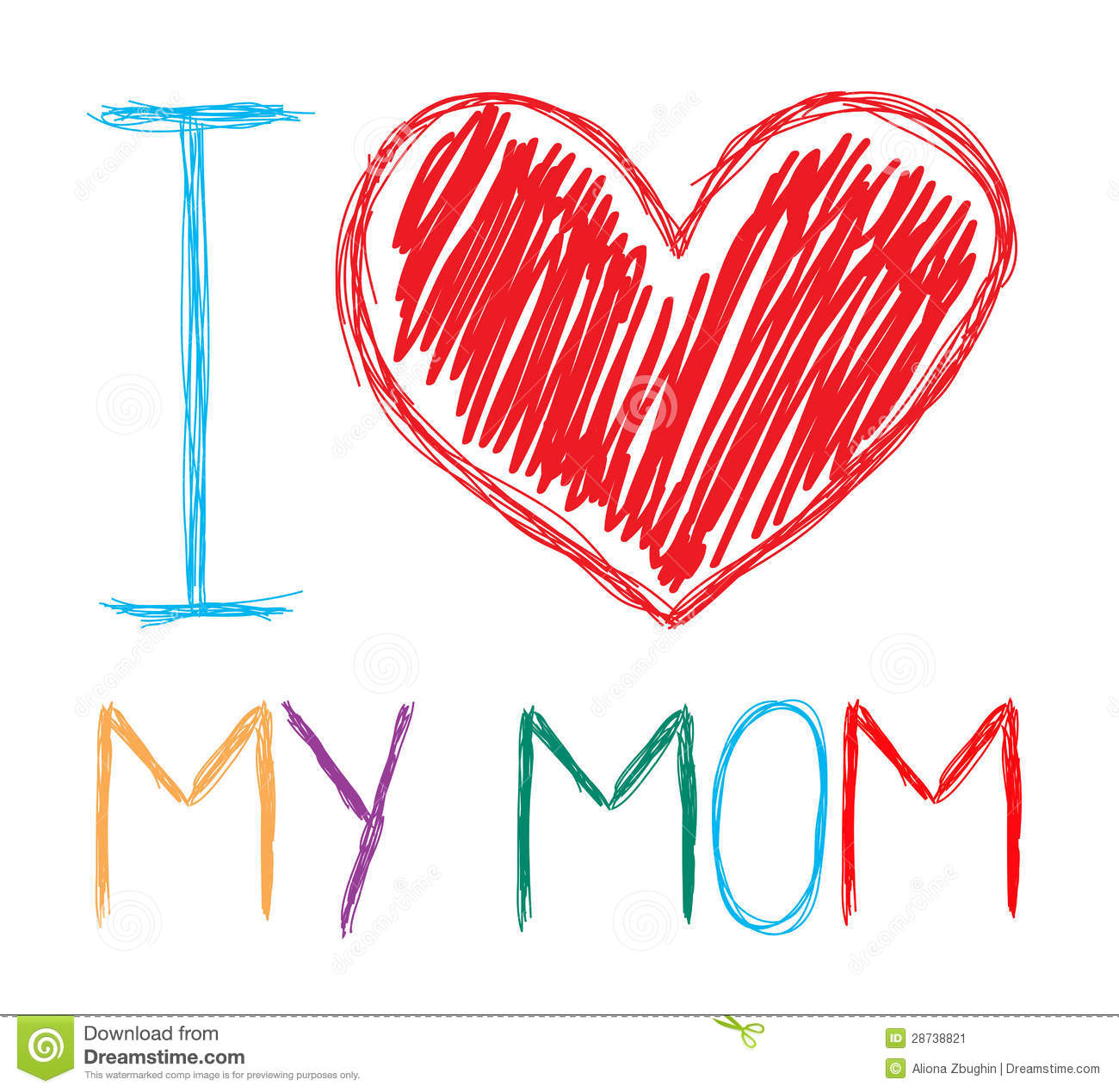 I Love My Mom HD Wallpapers Pulse 1300x1269