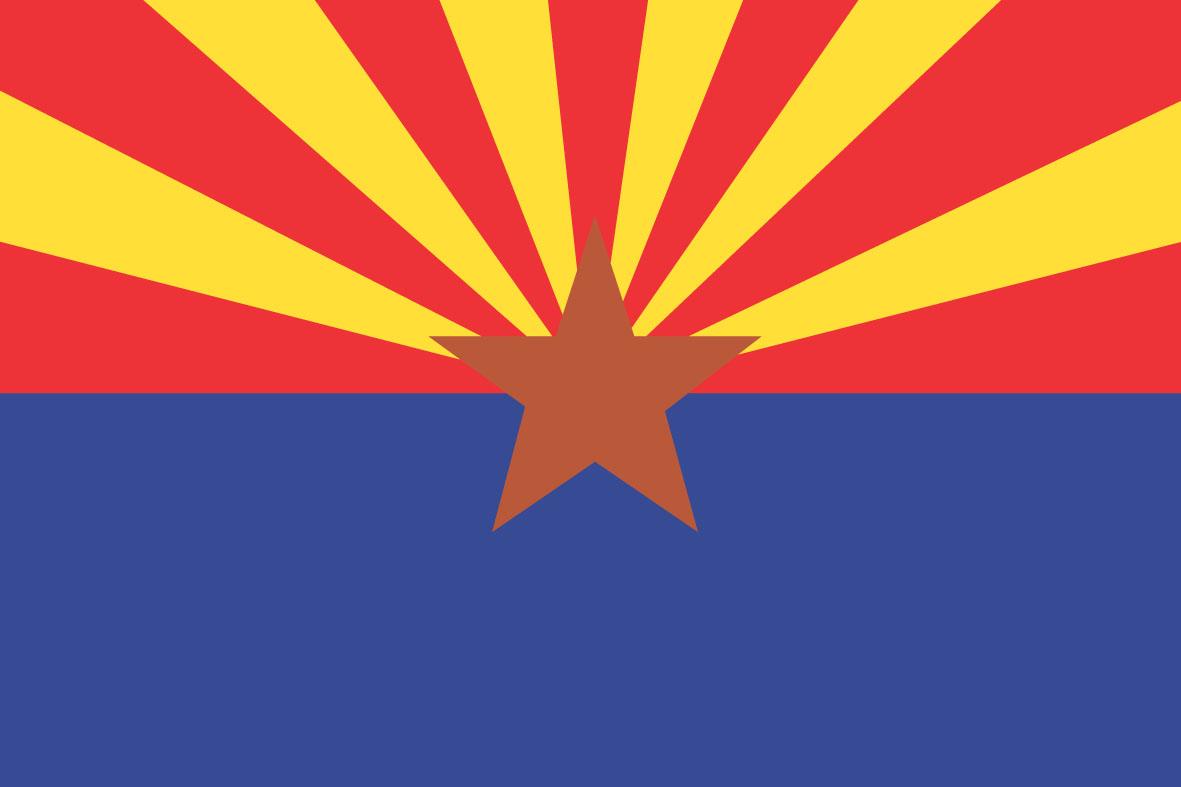 ARIZONA STATE FLAG wallpaper   ForWallpapercom 1181x787