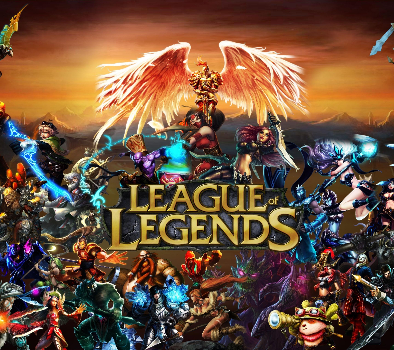 Free Download Video Gameleague Of Legends 2880x2560