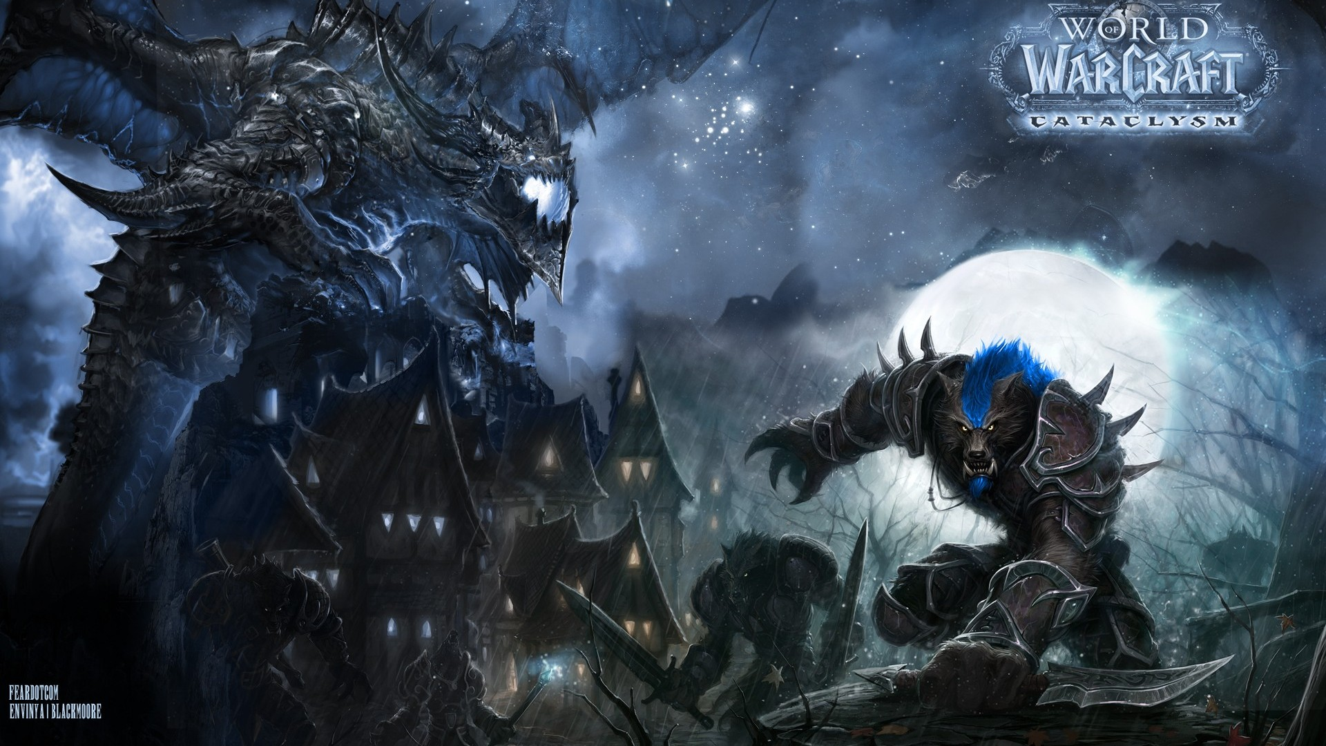 Free Download World Of Warcraft Game Exclusive Hd Wallpapers 2156