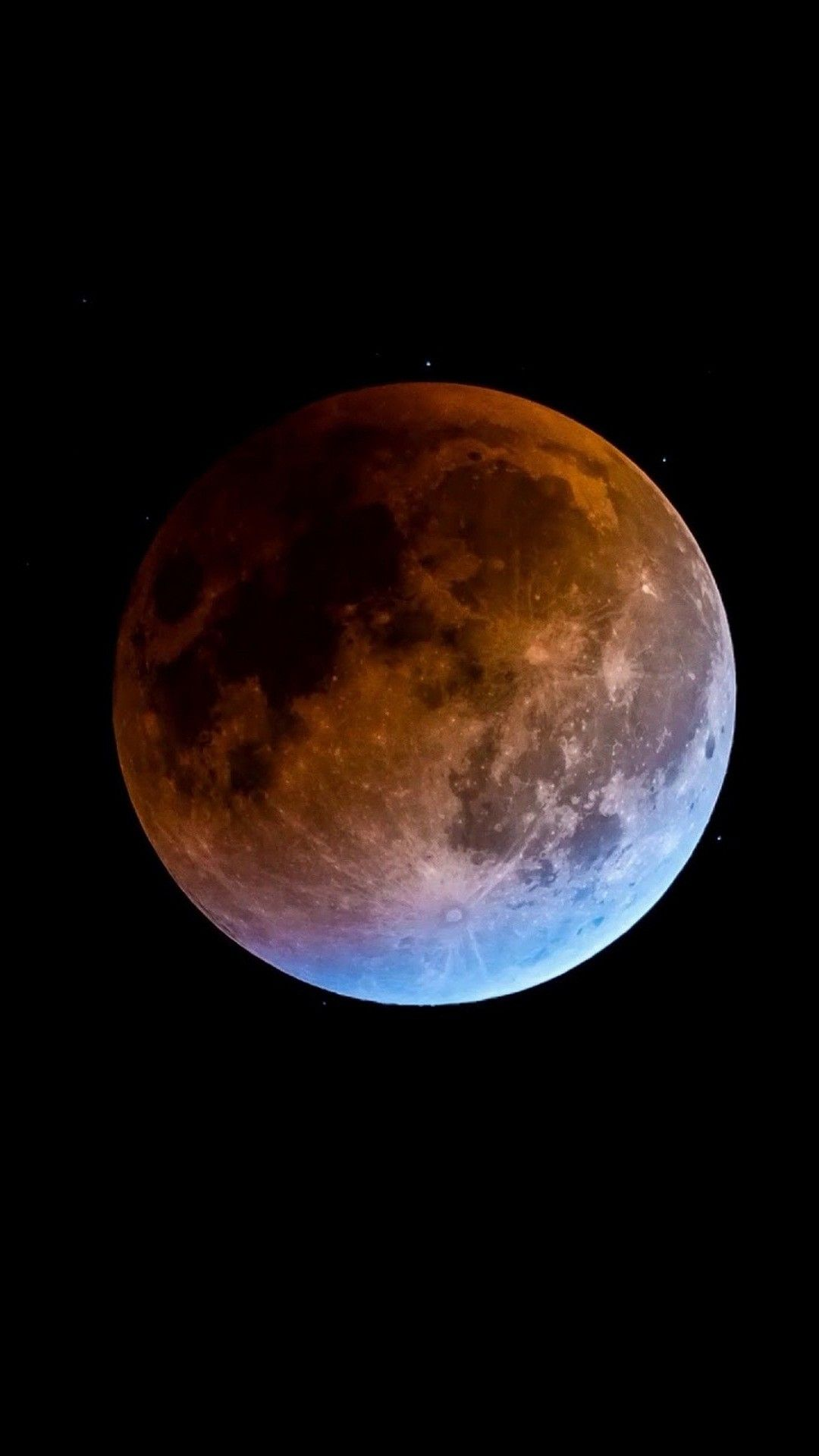 28 Super Blue Blood Moon Wallpapers On Wallpapersafari