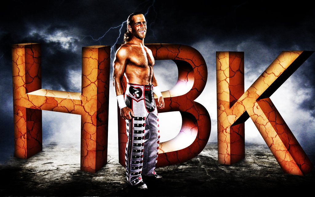 HBK   Shawn Michaels Wallpaper 13631744 1024x640