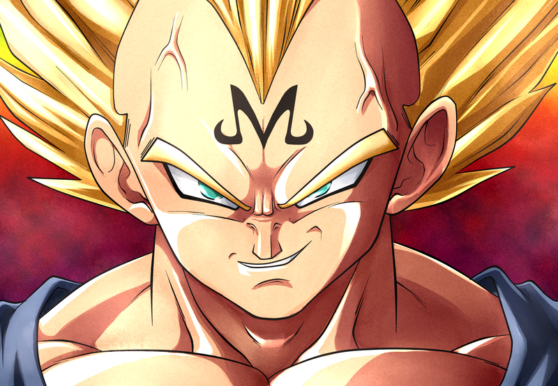 Majin Vegeta Iphone Wallpaper 60211 Usbdata