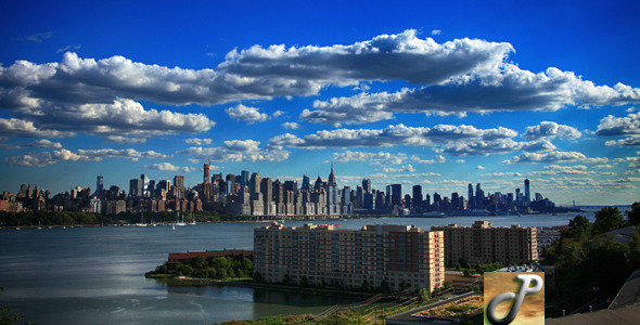 Stock Footage   New York City HDR 4k VideoHive 590x300