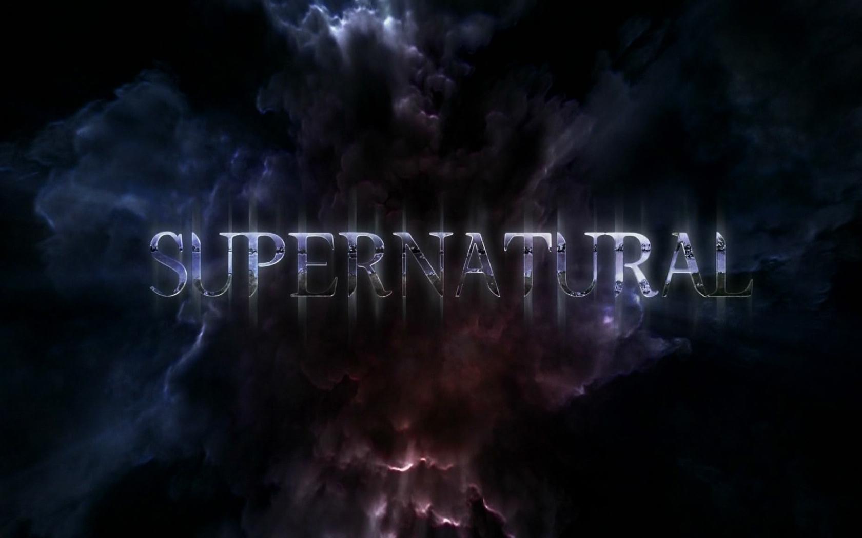 Supernatural Wallpaper 1680x1050 Supernatural 1680x1050