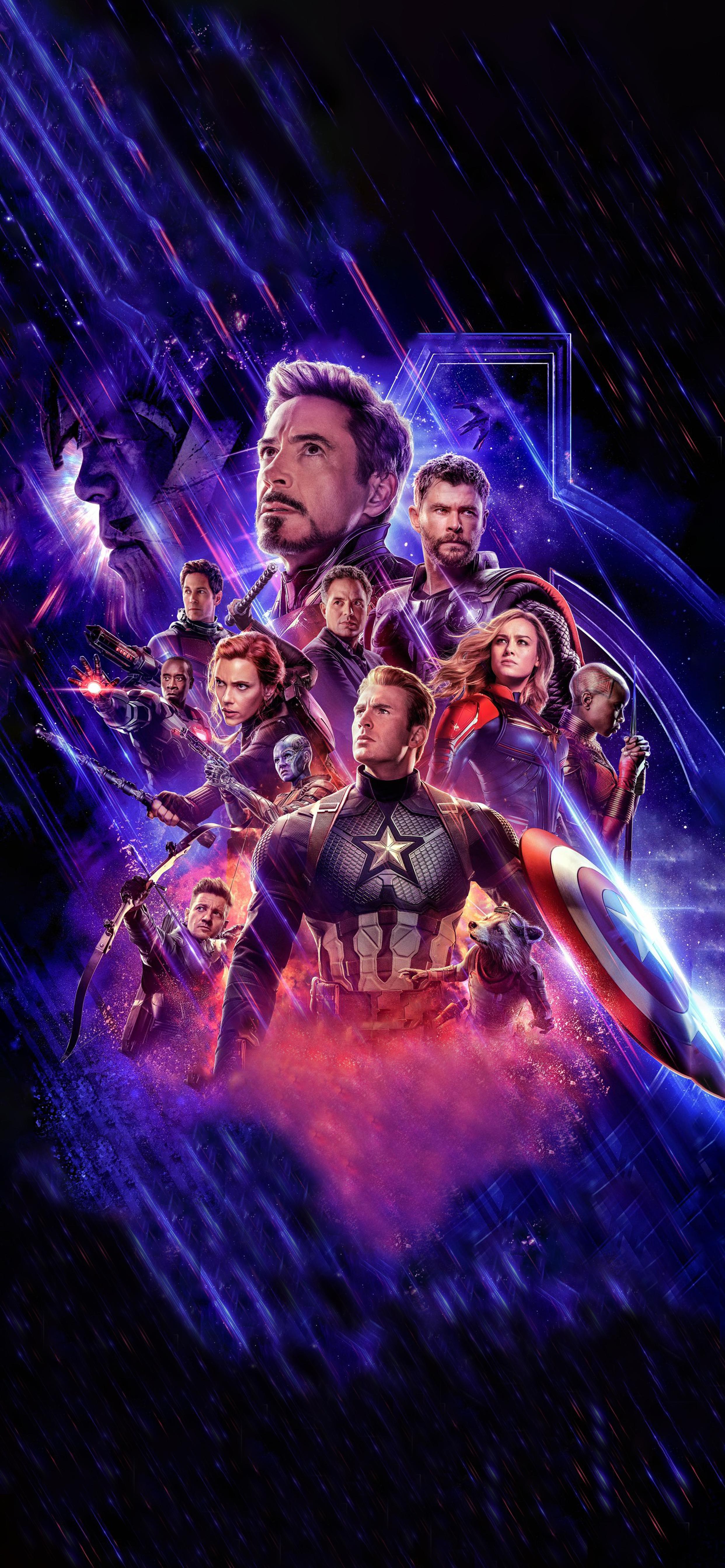 Avengers Endgame Textless Phone Wallpaper marvelstudios 2484x5376
