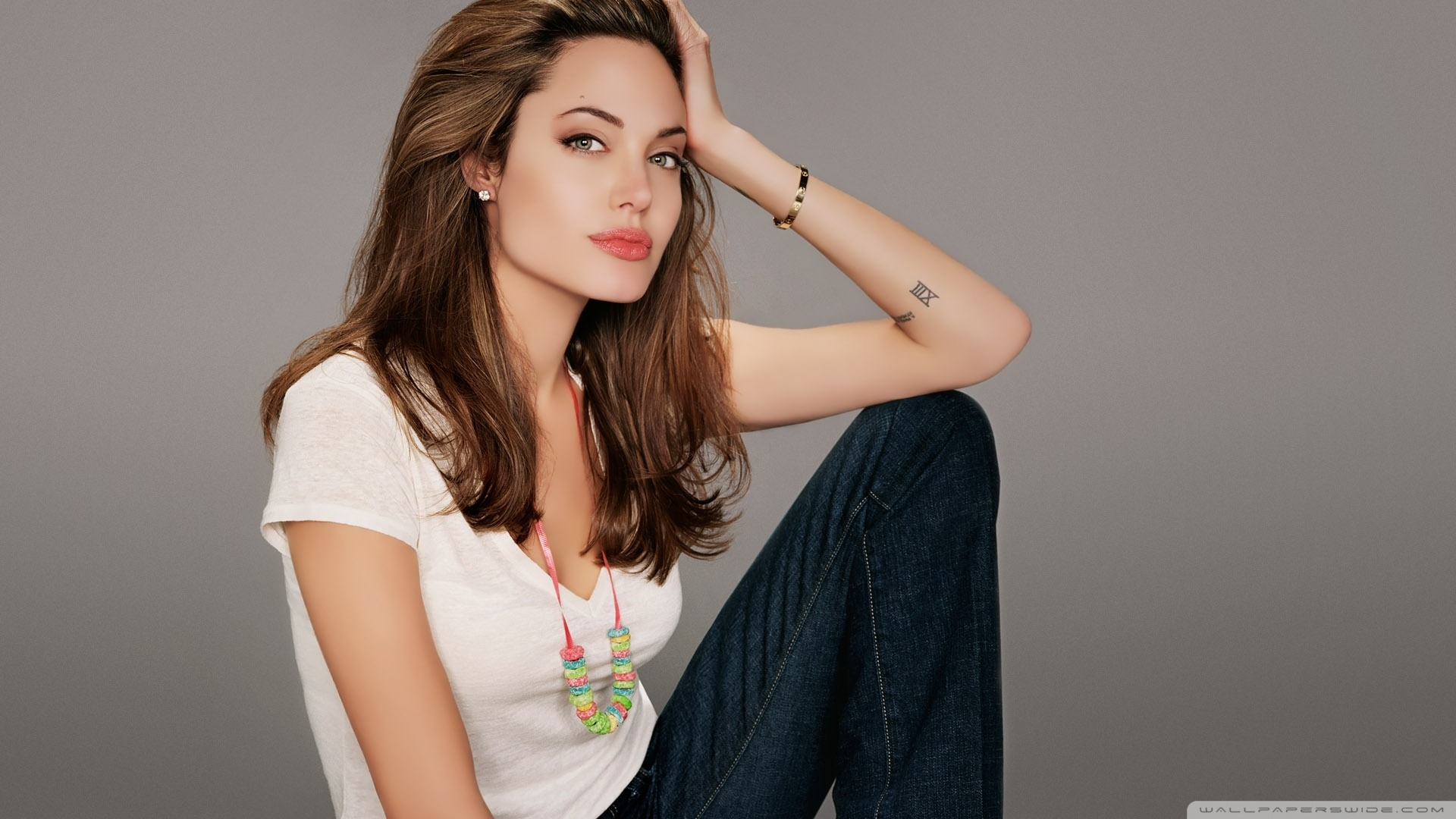 Angelina Jolie Beautiful Wallpaper 1920x1080 Angelina Jolie 1920x1080
