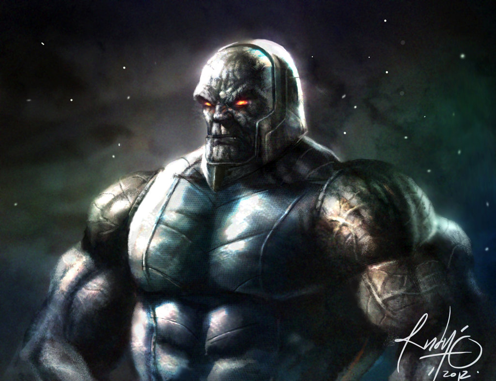 49 Darkseid Wallpaper On Wallpapersafari