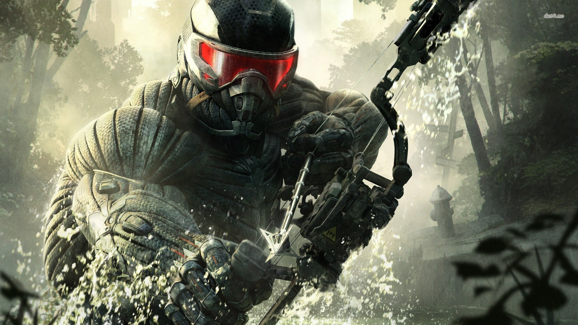 Crysis 3 | &quot-Fields Singleplayer Preview&quot- Playthrough [EN] (2013 ...