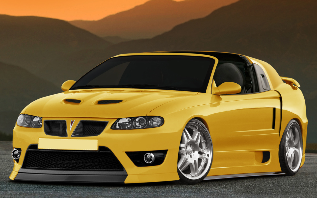 Published on March 6 2011 in Pontiac GTO tuning wallpapers Full 1280x800