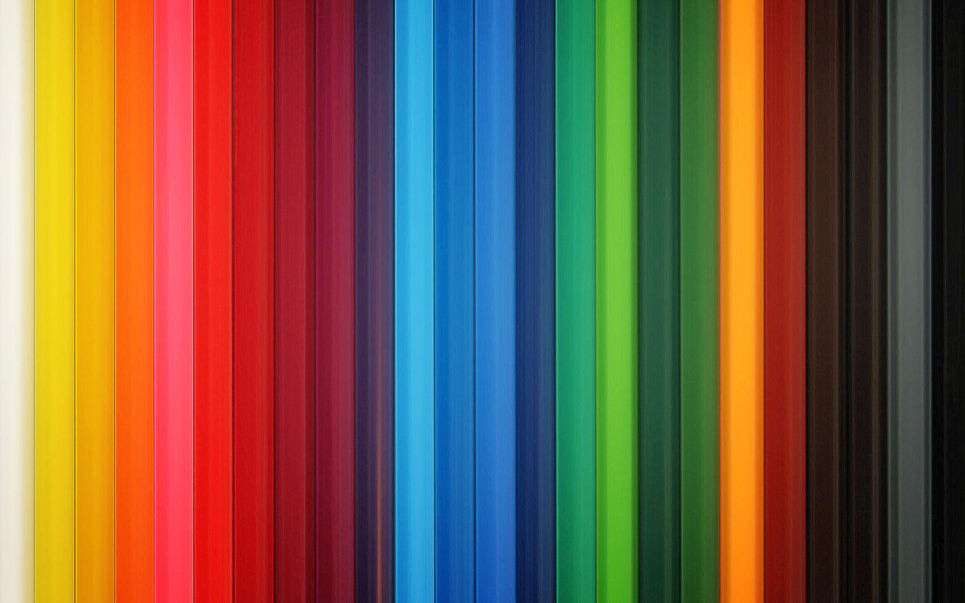 Color Stripes desktop wallpaper 1920x1200