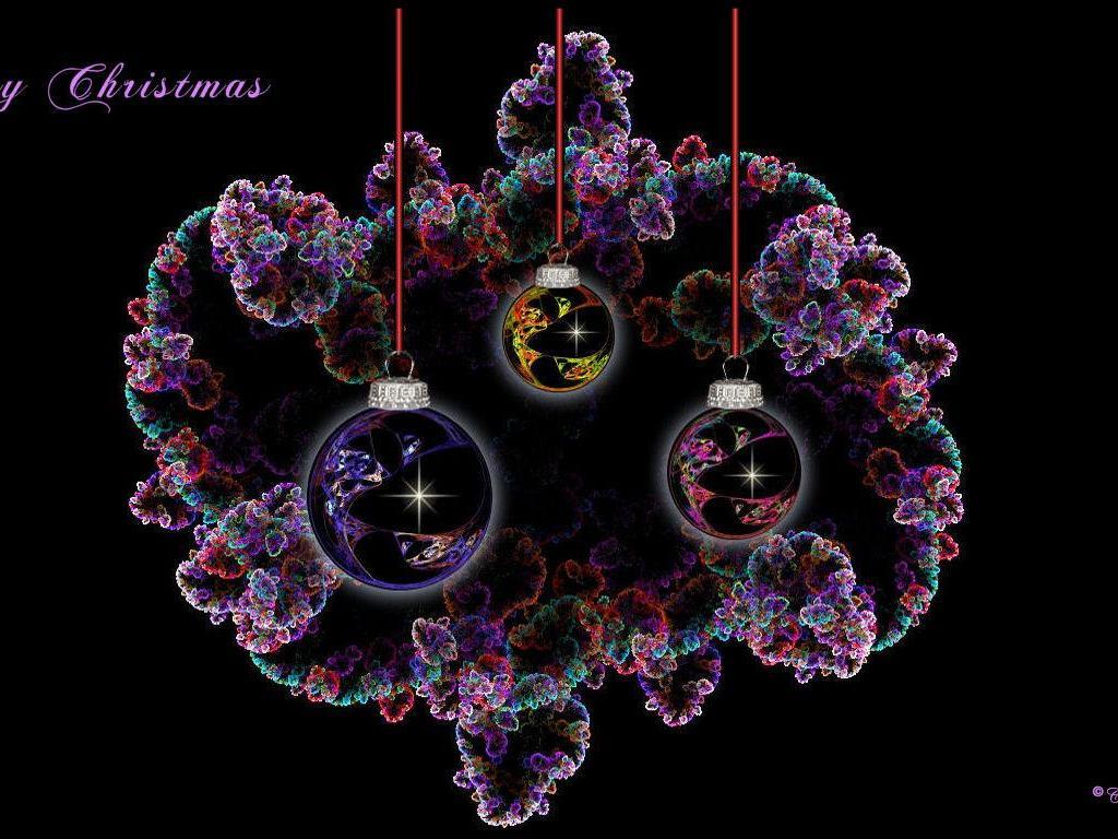 Merry Christmas Art SVG, DXF, EPS, & PDF Cutting file ...  Merry Christmas Fractal Art