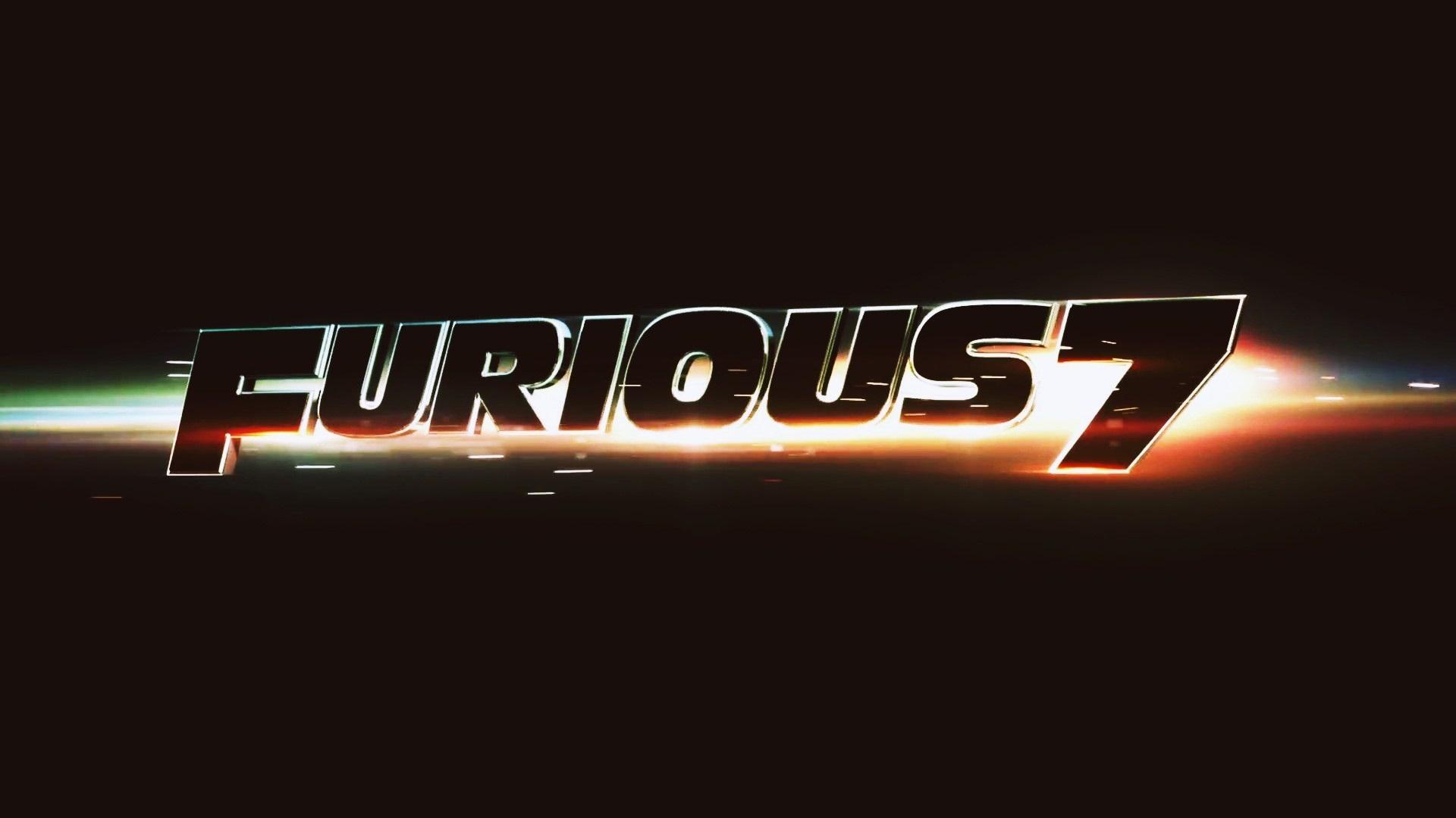 Furious 7 2015 Movie  HD Wallpapers Download Desktop 1920x1080