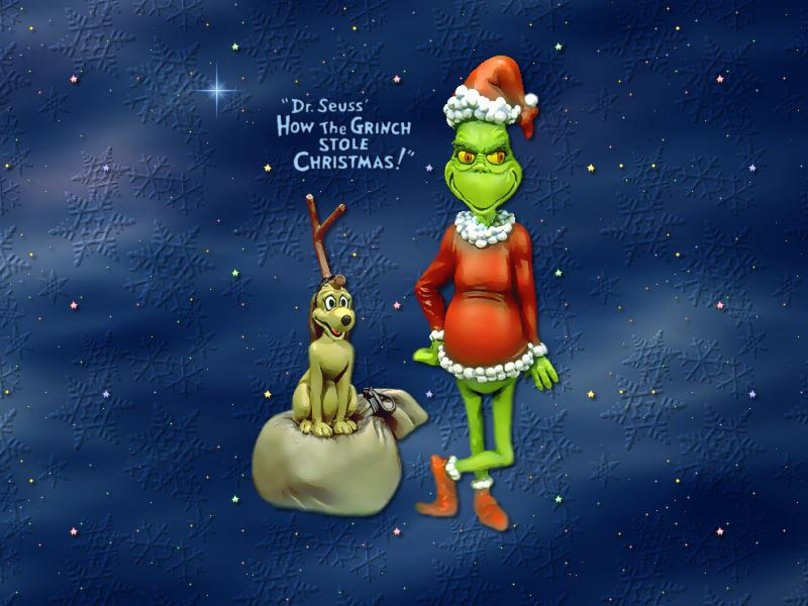 Free Download The Grinch Wallpaper Forwallpapercom 808x606