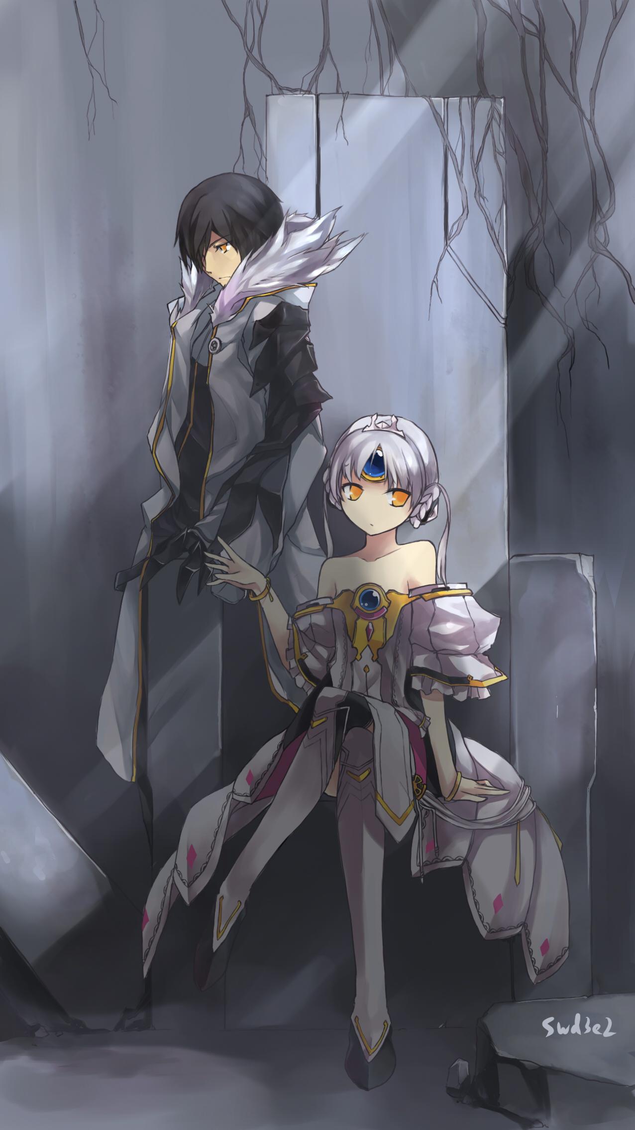 Elsword Mobile Wallpaper   Zerochan Anime Image Board 1276x2268