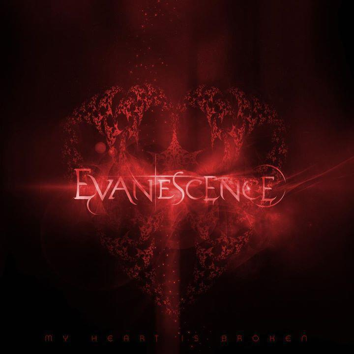 Evanescence images my heart is broken wallpaper photos 720x720