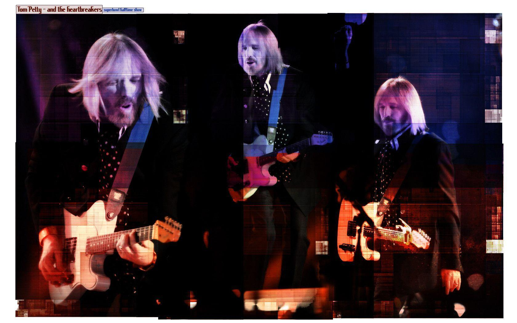Tom Petty Wallpapers 1680x1050