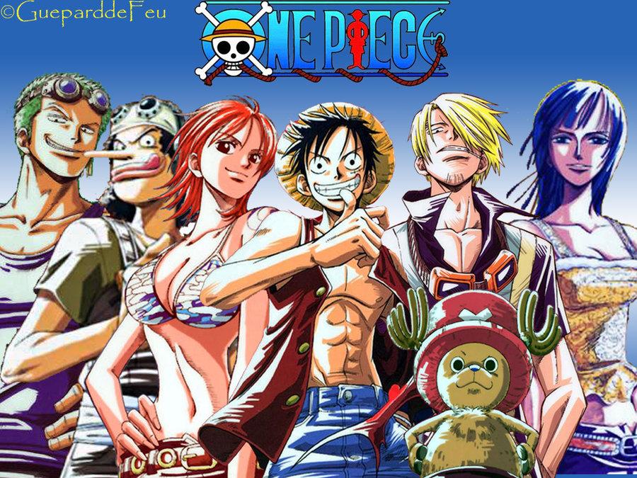 900x675px One Piece Crew Wallpaper Wallpapersafari