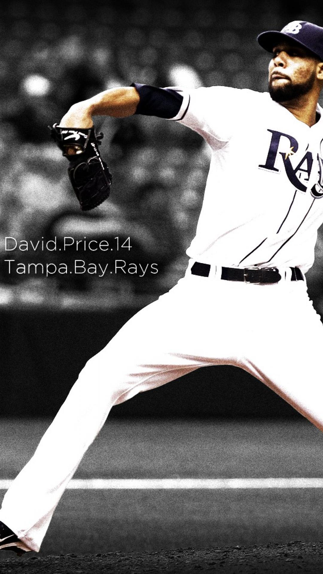Simple tampa bay rays simplicity david price wallpaper 22855 1080x1920