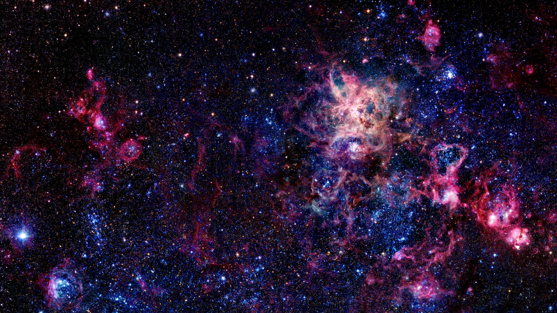 Nebula Desktop Wallpapers 1920x1080