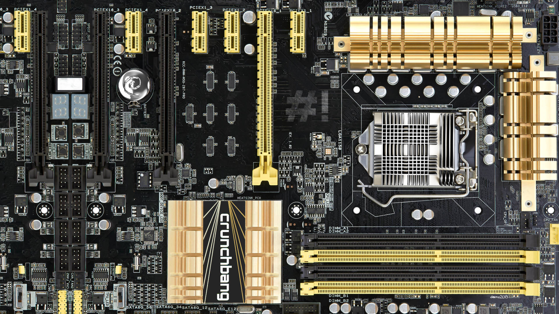 motherboard wallpaper wallpapersafari