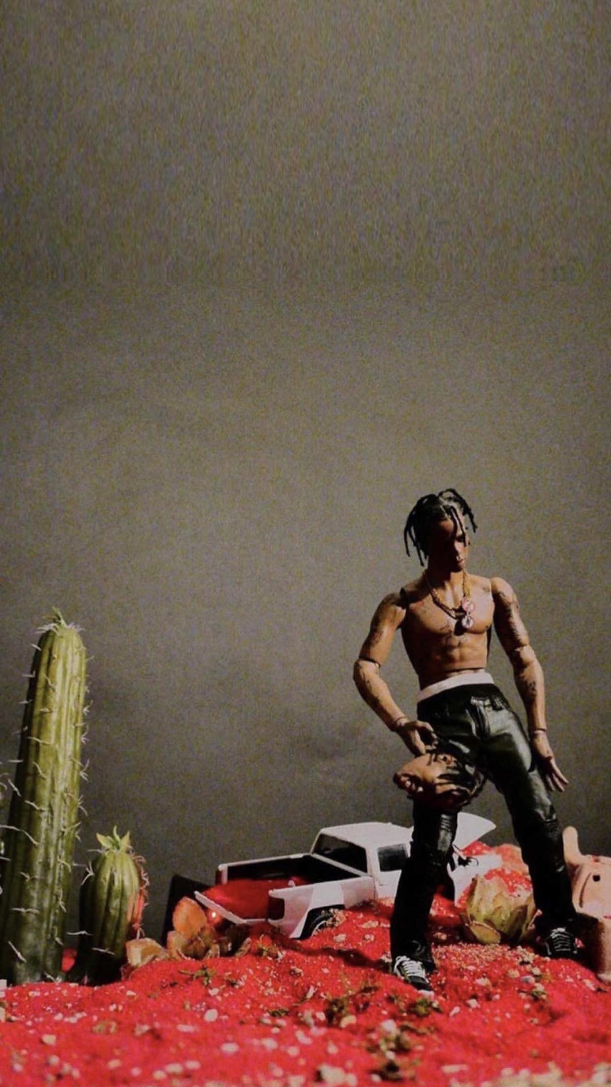 download Full Rodeo Picture Phone Wallpaper travisscott 1242x2208