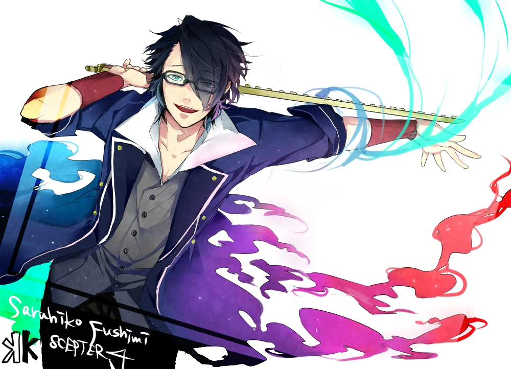 K project wallpapers hd wallpapersafari - Anime male wallpaper hd ...