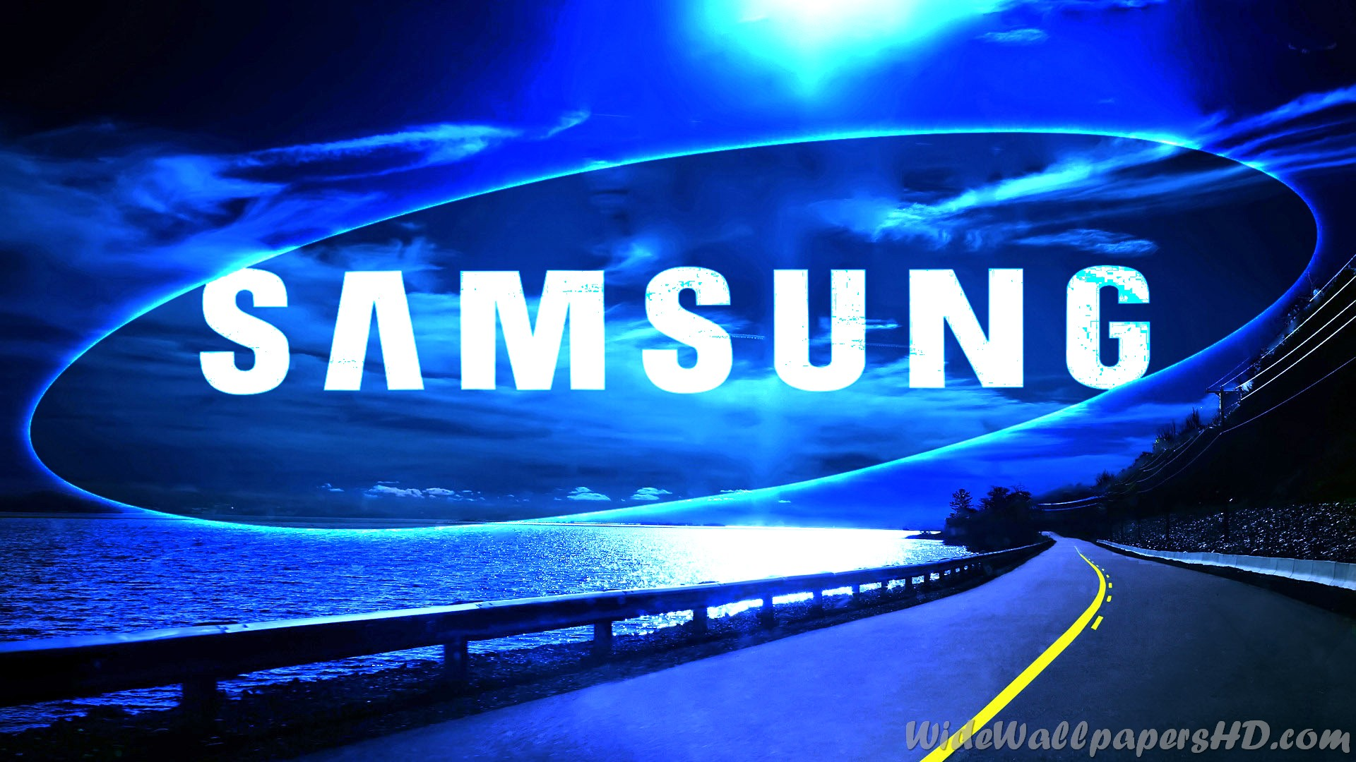 Samsung TV Wallpaper
