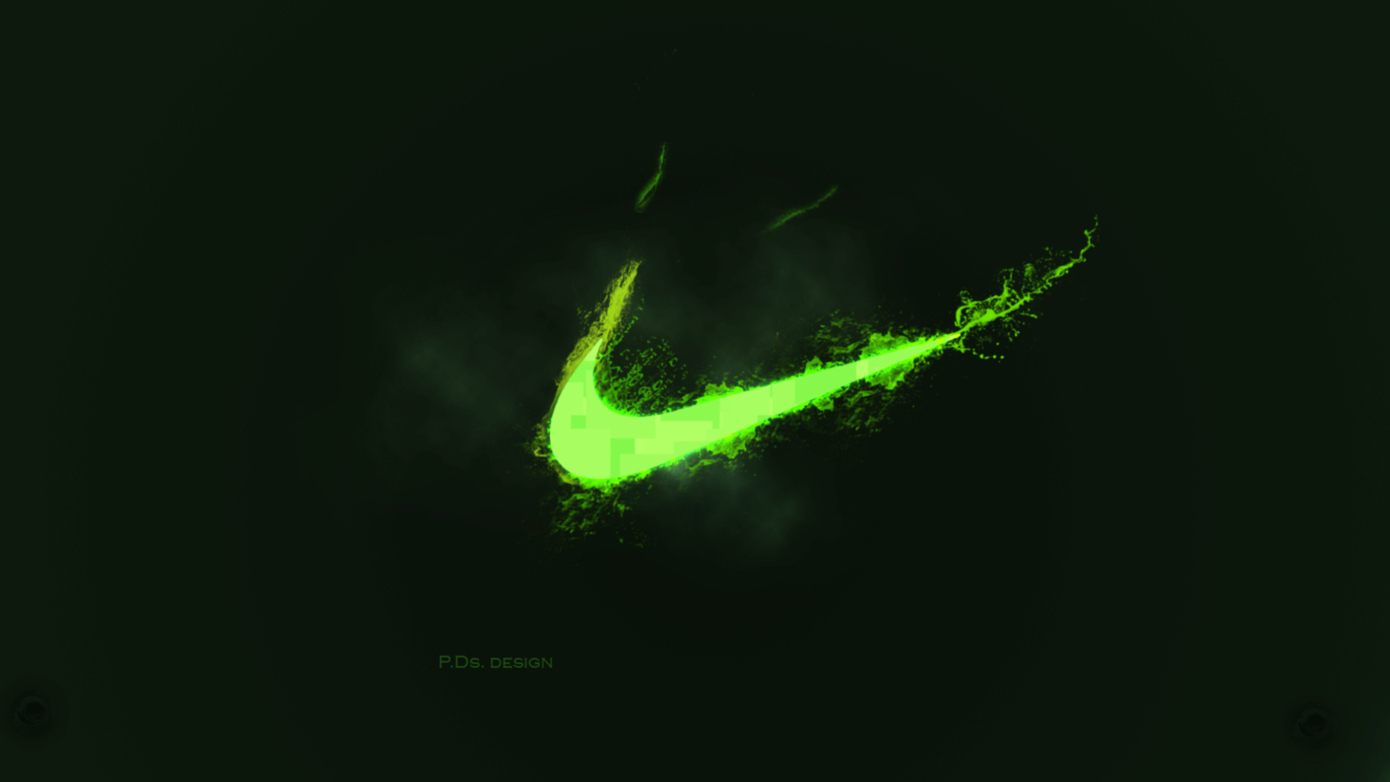 nike swoosh wallpaper