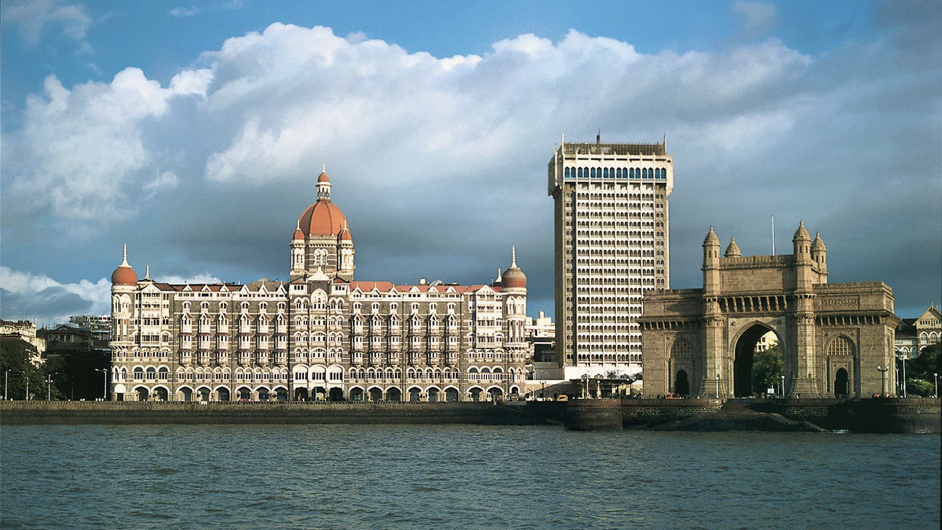 of india mumbai taj hd wallpaper wallpapers55com   Best Wallpapers 1920x1080