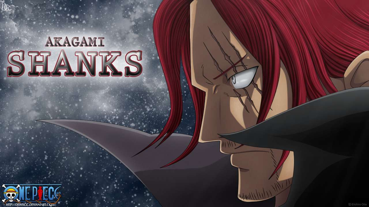 Wallpapers Shanks One Piece Hd 1280x720 87365 shanks 1280x720