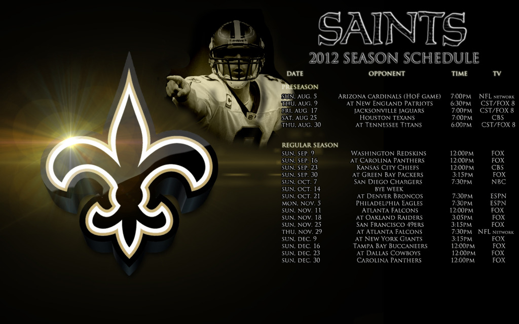 2012 Schedule Wallpaper TigerDroppingscom 1024x640