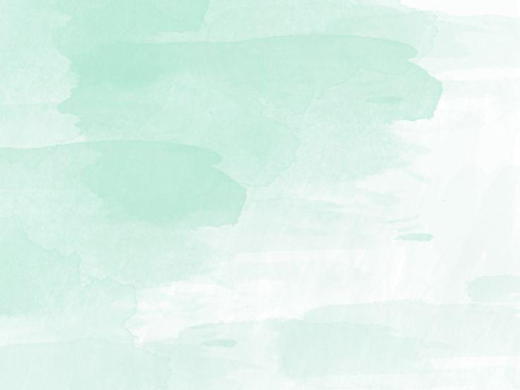 Clouds - Mint background fabric - kimsa - Spoonflower
