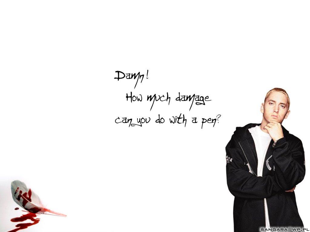 Eminem   EMINEM Wallpaper 227181 1024x768