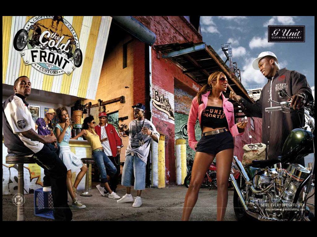 Pics Photos   Home Music Pictures G Unit Wallpapers 1024x768