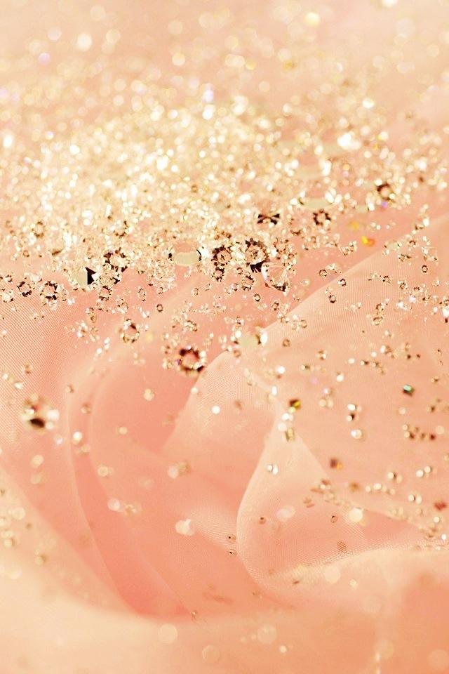 Blush Pink and Gold Wallpaper - WallpaperSafari